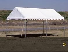 消防・防災用テント