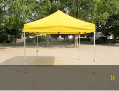 ハウスメーカー用テント